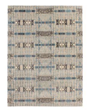 Grit & ground Jewel Lariat Plush Area Rug, 9' x 12'