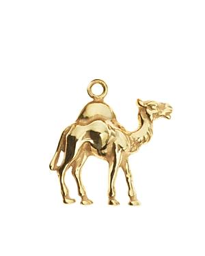 Jet Set Candy Camel Charm