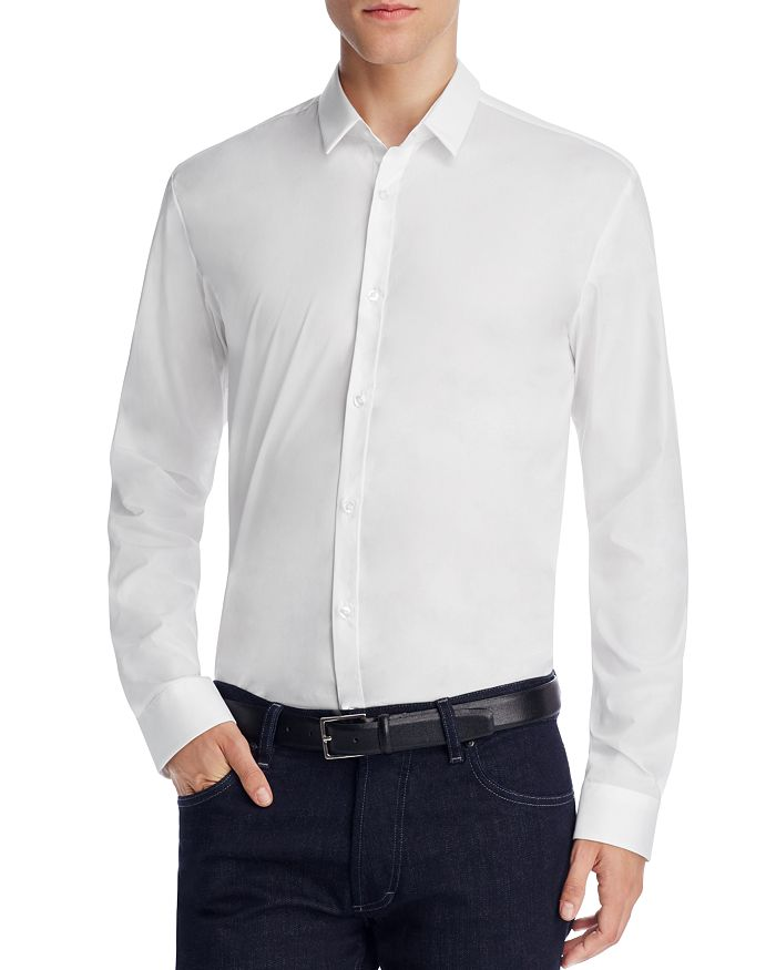 HUGO - Ero Slim Fit Button-Down Shirt