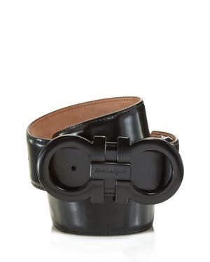 Salvatore Ferragamo Tonal Handcuff Belt