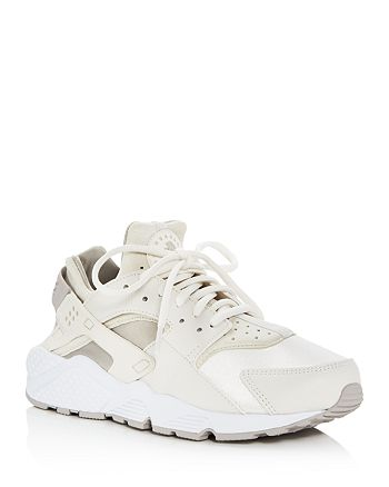 timeless design 23943 381d3 Nike Women's Air Huarache Run Lace Up Sneakers | Bloomingdale's