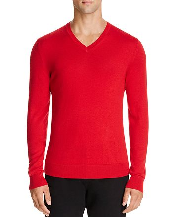Burberry Randolf V-Neck Sweater - 100% Exclusive   Bloomingdale s 06b2761f750