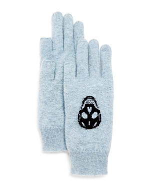 360cashmere Skull Cashmere Gloves