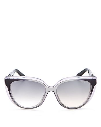 Jimmy Choo - Women's Cindy Cat Eye Sunglasses, 55mm