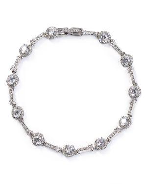 Nadri Pave Tennis Bracelet