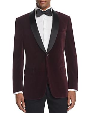 Hart Schaffner Marx Textured Velvet Jacket