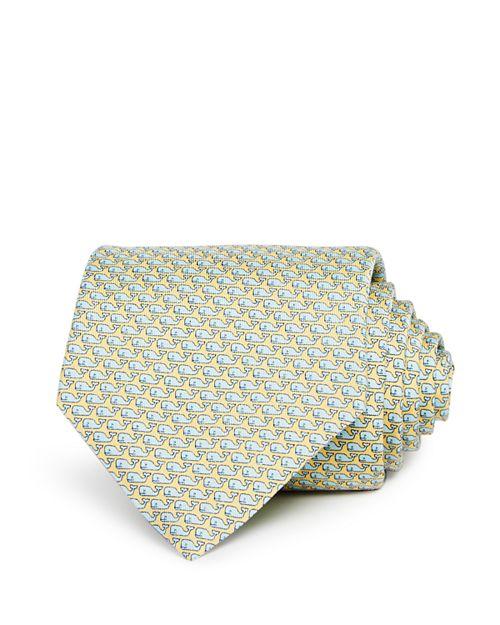 Vineyard Vines - Whale Wide Tie