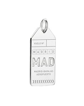 Jet Set Candy - MAD Madrid Luggage Tag Charm
