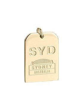 Jet Set Candy - SYD Sydney Luggage Tag Charm
