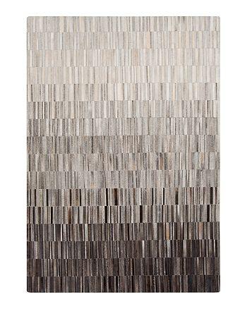 Surya - Outback Area Rug - Light Gray/Taupe/Black, 5' x 8'