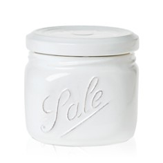 Vietri Lastra White Small Canister - Bloomingdale's_0