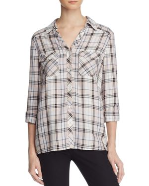 Soft Joie Cenna Plaid Shirt