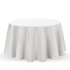 """Waterford Moonscape Tablecloth, 90"""" Round - Bloomingdale's Registry_0"""