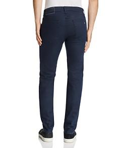 rag & bone - Fit 2 Slim Fit Jeans in Coated Navy