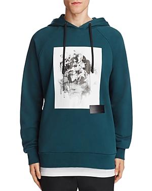 Public School Ervice Graphic Pullover Hoodie Sweatshirt