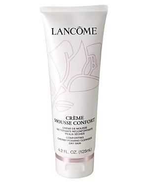 Lancome Creme Mousse Confort Creamy Foaming Cleanser 4.2 oz.
