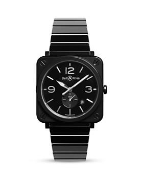 Bell & Ross - BR S Black Ceramic Watch, 39mm