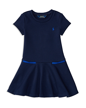 Ralph Lauren Childrenswear Girls' Drop Waist Dress - Sizes 2-6X