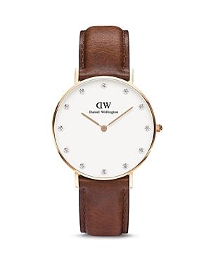 daniel wellington female daniel wellington classy watch 34mm