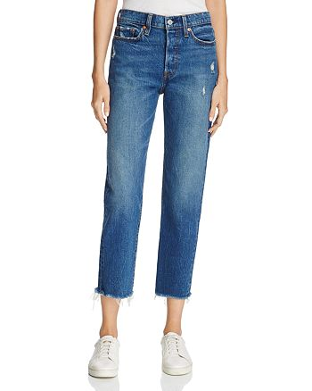 Levi's - Wedgie Straight Jeans in Lasting Impression