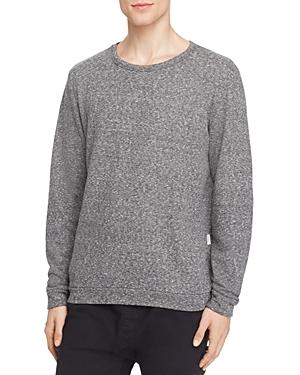 Onia Owen Melange Sweatshirt
