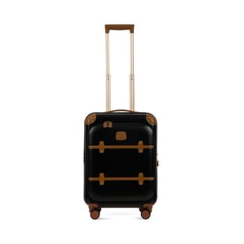"""Bric's - Bellagio 2.0 21"""" Carry On Spinner Trunk with Pocket"""
