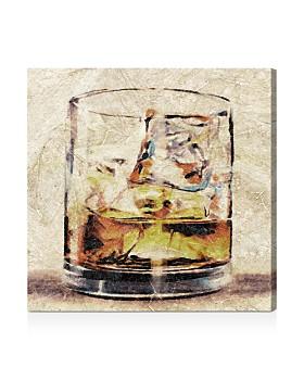 Oliver Gal - Scotch Glass Wall Art