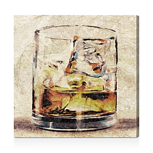 Oliver Gal Scotch Glass Wall Art, 10 x 10