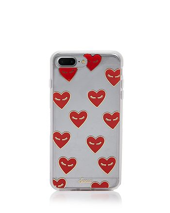 innovative design 27622 fe7c2 Sonix Fancy Heart iPhone 7 Plus Case | Bloomingdale's