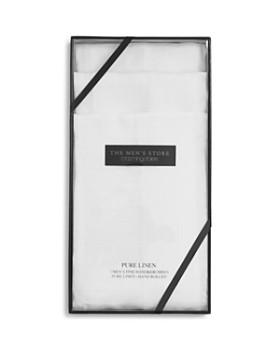 The Men's Store at Bloomingdale's - Irish Linen Handkerchiefs, Pack of 3 - 100% Exclusive