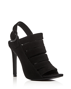 Kendall and Kylie Mia Strappy High Heel Sandals