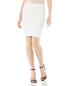 BCBGMAXAZRIA - Alexa Knit Pencil Skirt