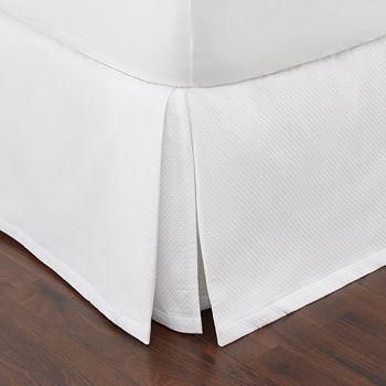 Matouk - Diamond Pique Bedskirt, Full