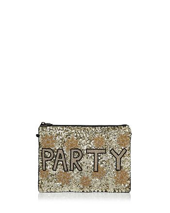 From St Xavier - NYE Sequin Clutch