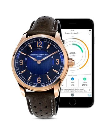 Frederique Constant - Two Tone Horological Smartwatch, 34mm