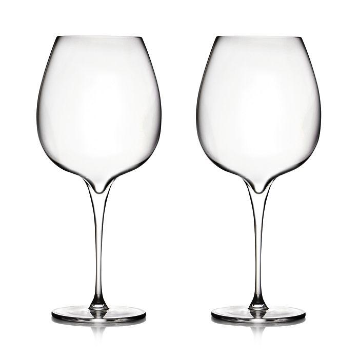 Nambé - Vie Pinot Noir Glass, Set of 2