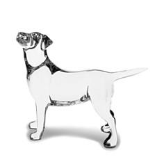 Baccarat Labrador Figurine - Bloomingdale's Registry_0