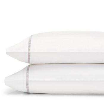 Hudson Park Collection - Ladder Hemstitch Standard Pillowcase, Pair - 100% Exclusive