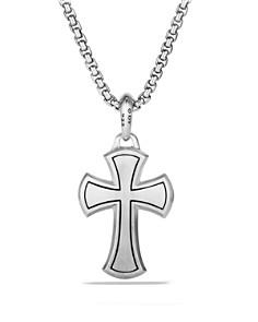 David Yurman - Petrvs Cross Pendant