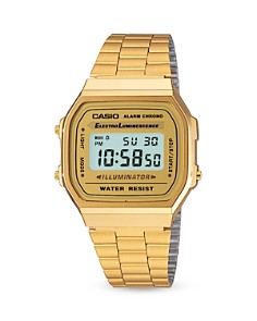 Casio - Vintage Digital Watch, 36.8mm × 33.2mm