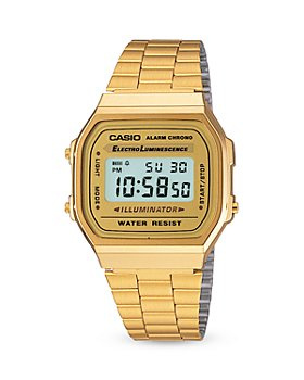 G-Shock - Vintage Digital Watch, 36.8mm × 33.2mm