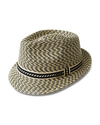Bailey of Hollywood - Mannes Braided Teardrop Crown Hat