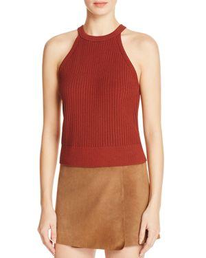 Theory Waxson Sleeveless Sweater