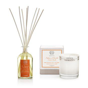 Antica Farmacista - Orange Blossom Diffuser and Candle