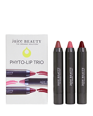 Juice Beauty Phyto-Lip Trio Gift Set