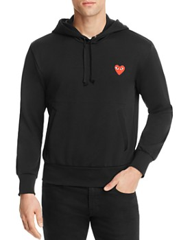 Comme Des Garcons PLAY - Pullover Hoodie Sweatshirt