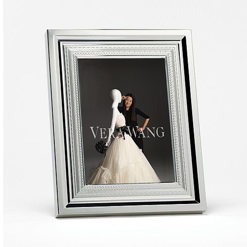 """Vera Wang - for Wedgwood """"With Love"""" Frame, 4"""" x 6"""""""