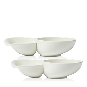 Villeroy & Boch Soup Passion Small Soup Bowl, Set of 2