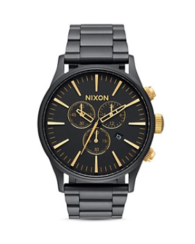Nixon - Sentry Chrono Watch, 42mm