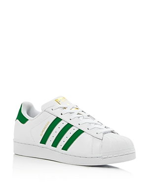Adidas Women's Superstar Foundation Lace Up Sneakers
